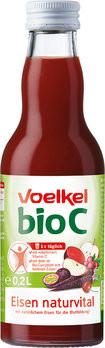 Bio C Eisen naturvital Mehrfruchtsaft