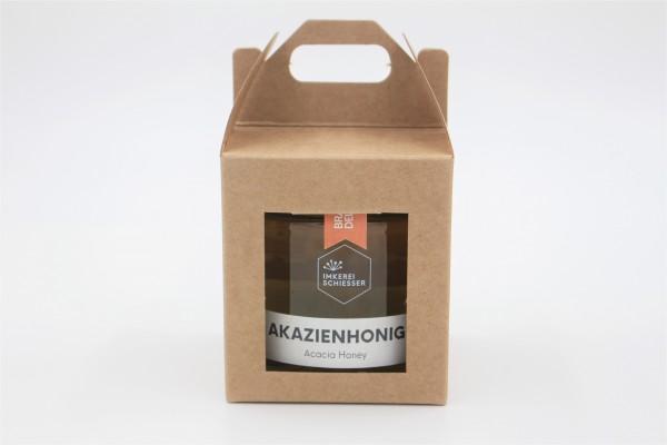 1er Geschenkbox mit Honigsauswahl