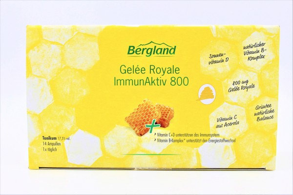 Gelée Royale ImmunAktiv 800