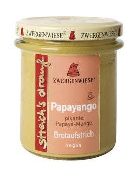 Bio Papayango Brotaufstrich