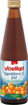 Bio Sanddorn C pur (100% Muttersaft)