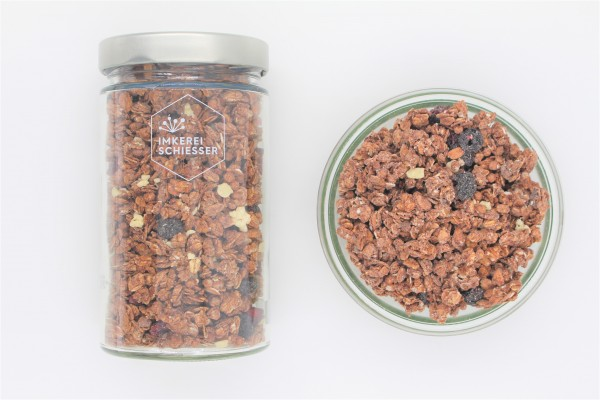 Bio Schwarzwälder-Kirsch-Crunchy