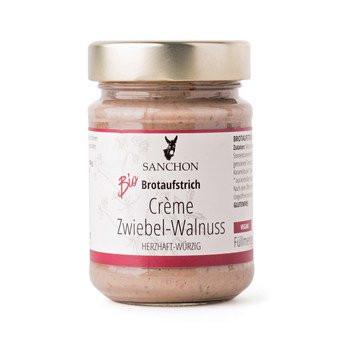 Bio Crème Zwiebel-Walnuss