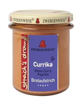 Bio Currika Brotaufstrich