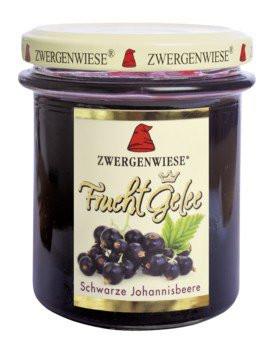 Bio Schwarze Johannisbeere FruchtGelee