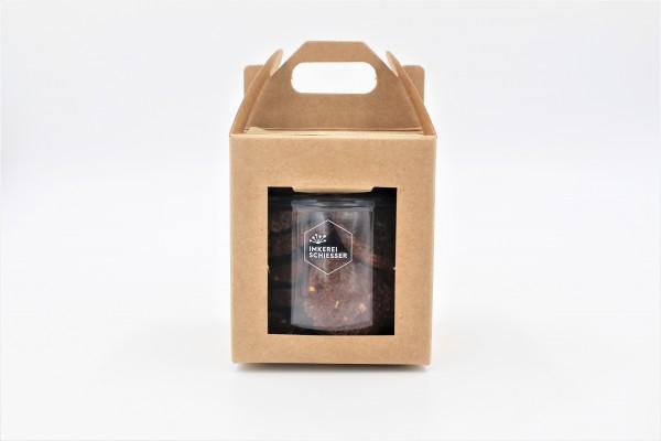 """1er Geschenkbox """"Süßes Päuschen"""" (Cookie)"""