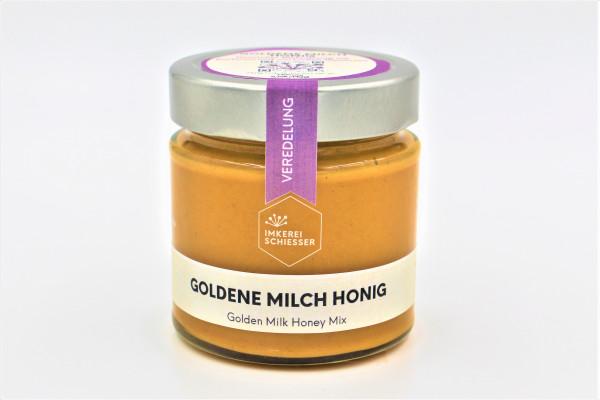 GOLDENE MILCH HONIG