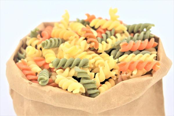 Bio Fussili Tricolore