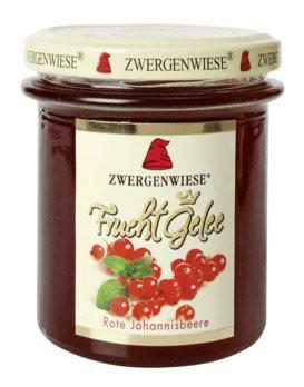 Bio Rote Johannisbeere FruchtGelee