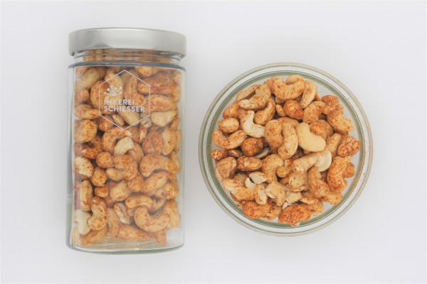 Bio Cashewkerne (Chilli-Paprika)