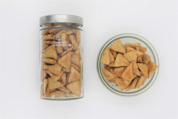 Bio Oliven-Snack (mit Kräutern der Provence)