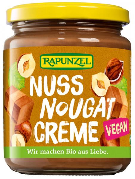 Bio Nuss-Nougat-Creme vegan