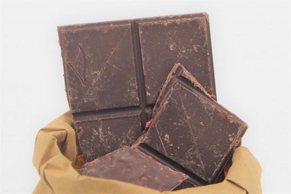 Bio Schokolade (Dunkle Cranberry)