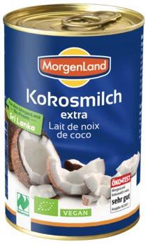 Bio Kokosmilch