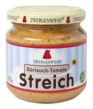 Bio Bärlauch-Tomate Streich