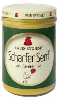 Bio Scharfer Senf