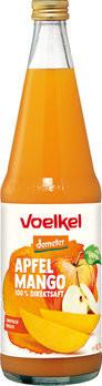 Demeter Apfel-Mango Saft (100% Direktsaft)